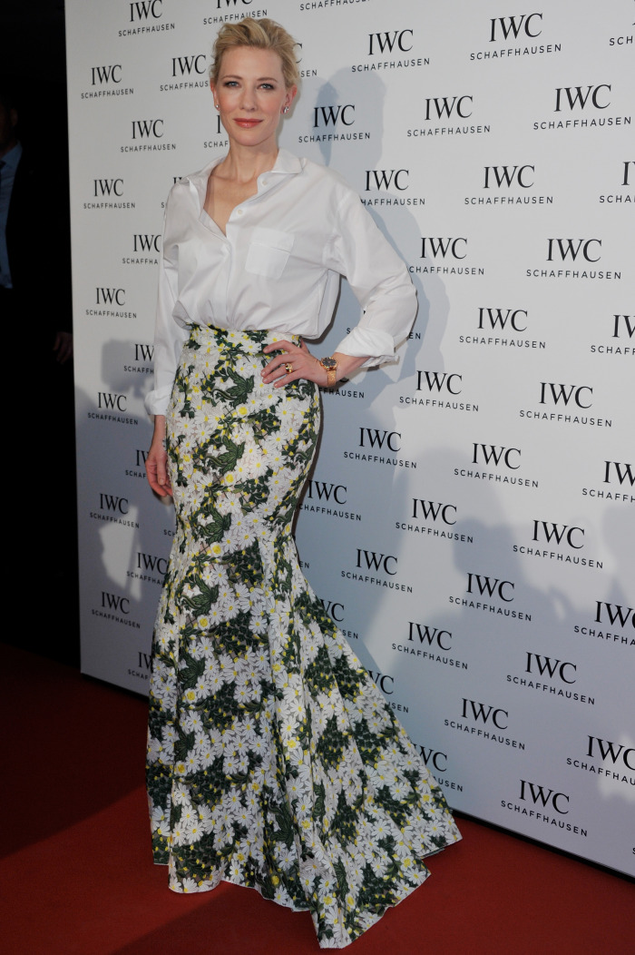 IWC 'Timeless Portofino' Event Zurich – Gala Dinner