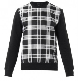Alexander-McQueen-Check-Plaid-Front-Sweatshirt-