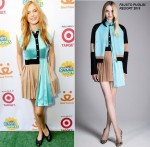 Bella Thorne wears  Fausto Puglisi – Best Friends Animal Society Video Premiere Party