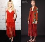 Dakota Fanning wears  Valentino – 'Effie Gray' World Premiere