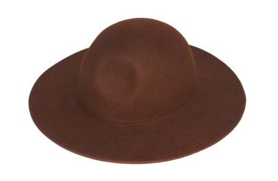 Gabriel-Liberty-chocolate-wide-brim-hat