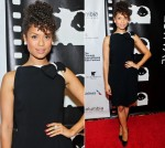 Gugu Mbatha-Raw In Lanvin – 'Beyond The Lights' Chicago International Film Festival Screening