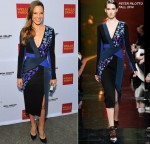 Hilary Swank wears  Peter Pilotto at  37th Annual Mill Valley Film Festival Opening Night