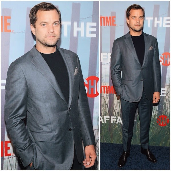 JOSHUA+JACKSON+WEARS+ERMENEGILDO+ZEGNA+GREY+SUIT+TO+New+York+PREMIERE+OF+THE+AFFAIR