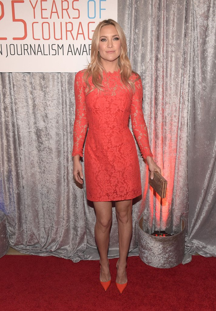 Kate Hudson in Temperley London IWMF Courage In Journalism Awards  Kate Hudson wears  Temperley London – IWMF Courage In Journalism Awards