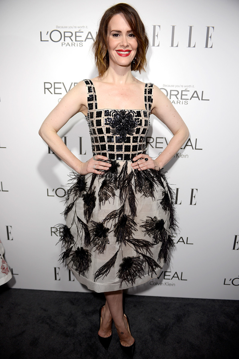 Sarah- Paulson-elles-21st-annual-women-hollywood-celebration/