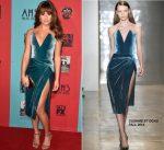 Lea Michele wears Cushnie et Ochs – American Horror Story: Freak Show' LA Premiere