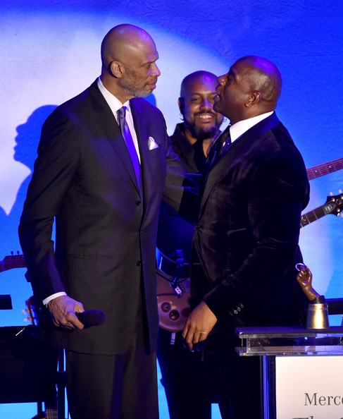 Magic Johnson HONORED At The 2014 Carousel of Hope Ball ...