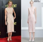 "Naomi Watts in Jason Wu at the ""St. Vincent"" NYC Premiere"