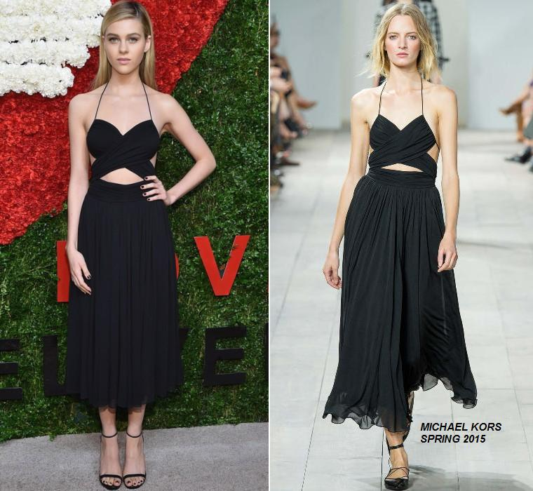 Nicola- Peltz- in- Michael- Kors - God's- Love- We- Deliver,- Golden- Heart- Awards