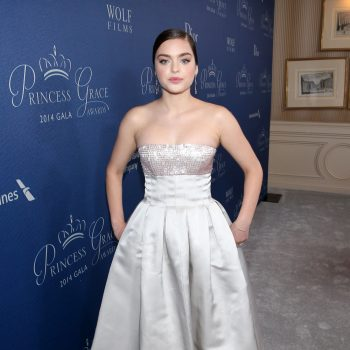 ODEYA RUSH at 2014 Princess Grace Awards Gala