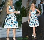 Reese Witherspoon In Oscar de la Renta – 2014 CFDA/Vogue Fashion Fund Event