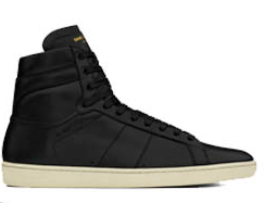 Saint-Laurent-Signature-Court-Classic-High-Top-Sneakers-Shoes-black-white-sole