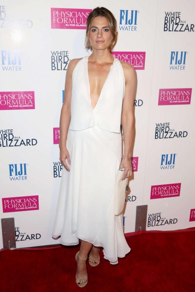 Stana Katic White Bird in a Blizzard LA Premiere 07 662x989 Stana Katic wears Chloé – 'White Bird in a Blizzard' LA Premiere