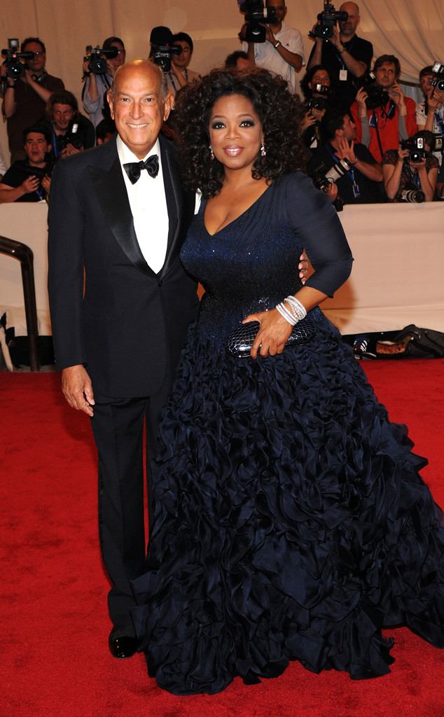 Oscar- De- Rents and Oprah