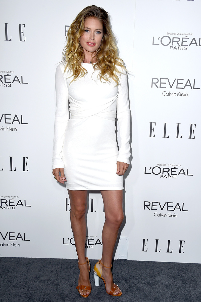 Doutzen- Kroes-The-21st-Annual-Elle-Women-in-Hollywood-Celebration-chiarra-ferragni-calvin-klein-collection-ELLE-WIH-