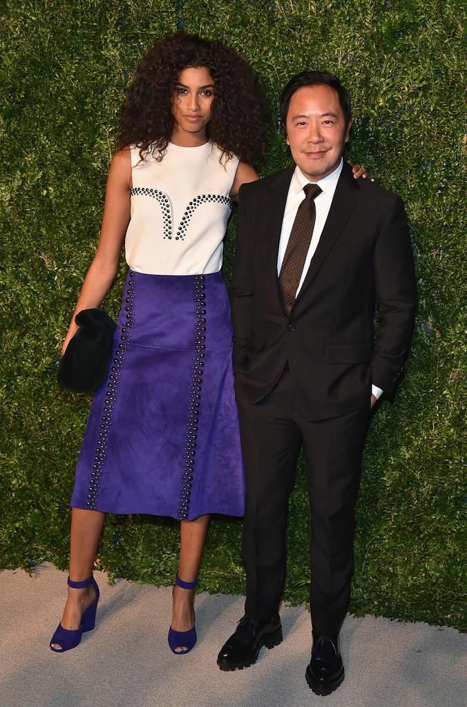11th-Annual-CFDA-Vogue-Fashion-Fund-Awards-Derek-Lam-Imaan-Hammam