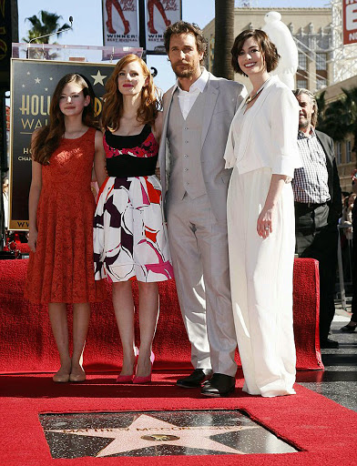 jessica-chastain-diane-von-furstenberg-hollywood-walk-fame-ceremony/
