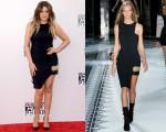 Khloe Kardashian wears  Versus Versace – 2014 American Music Awards