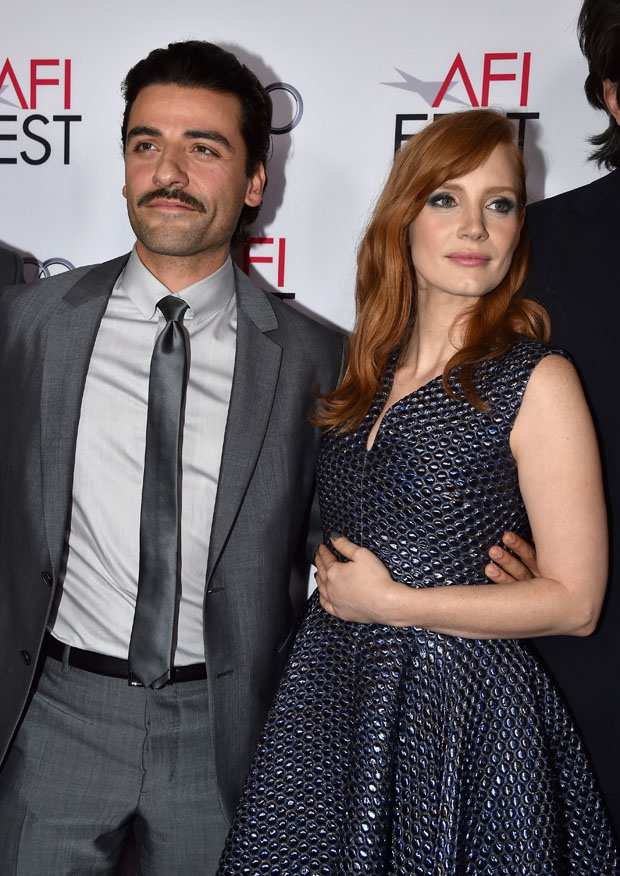 "AFI FEST 2014 Presented By Audi Opening Night Gala Premiere Of A24's ""A Most Violent Year"" - Red Carpet"