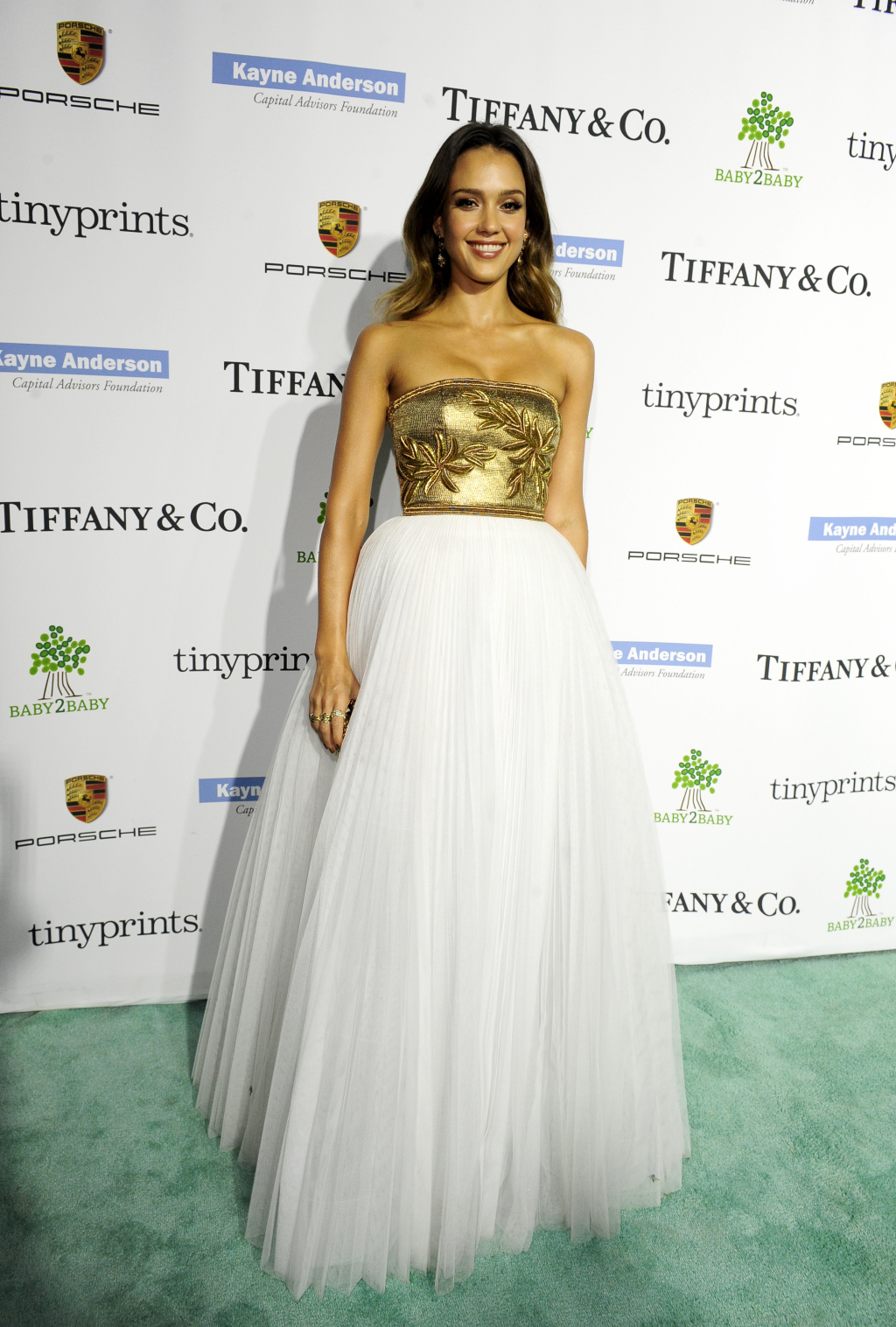 The 2014 Baby2Baby Gala, Presented By Tiffany & Co – Red Carpet