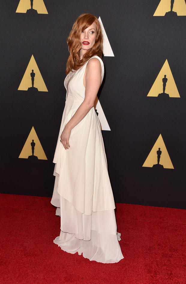 jessica-chastain-nina-ricci-academy-motion-picture-arts-sciences-governors-awards