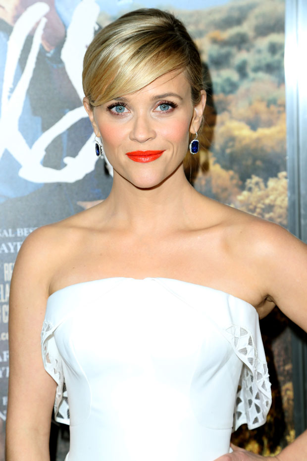 Reese Witherspoon In Zac Posen  Wild La Premiere -4818