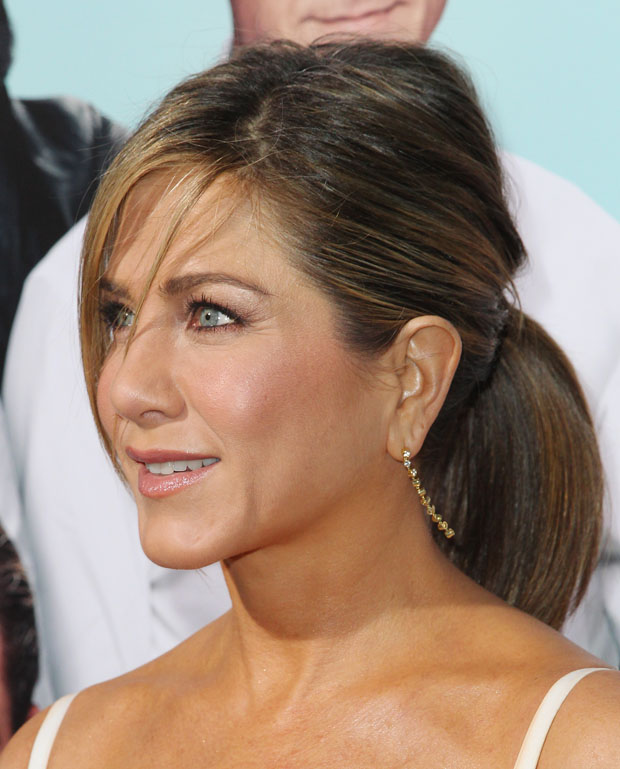 Jennifer Aniston wears Zuhair Murad – 'Horrible Bosses 2′ LA Premiere