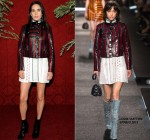 Jennifer Connelly wears  Louis Vuitton – 20th Annual Artwalk NY