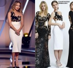 Jennifer Lopez in Zuhair Murad in at the 18th Annual Hollywood Film Awards