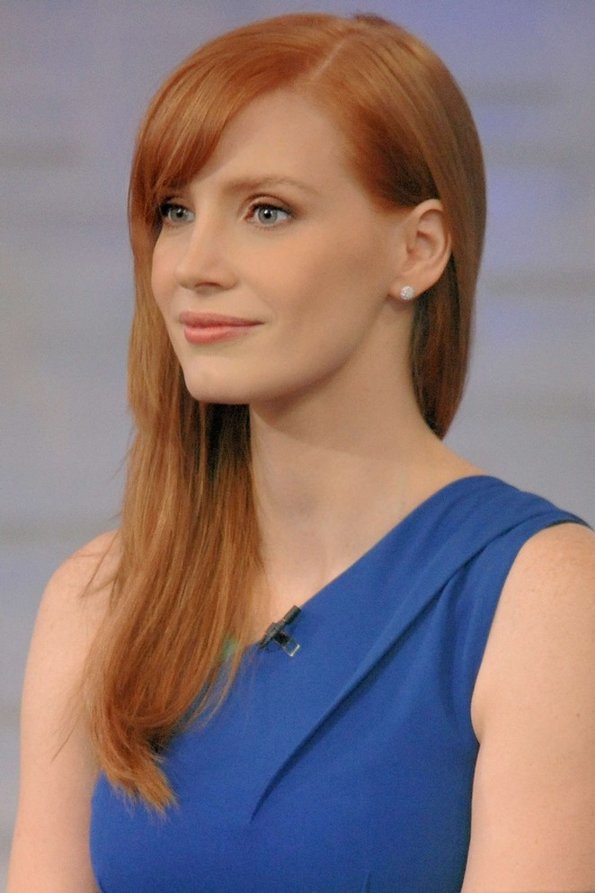 Jessica-Chastain--Good-Morning-America-