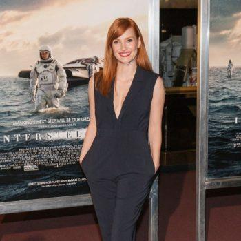Jessica-Chastain-Premiere-Interstellar-09-662×993