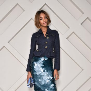 Jourdan-Dunn-attends-the-Burberry-Store-Opening-event-in-Tokyo-666×1000