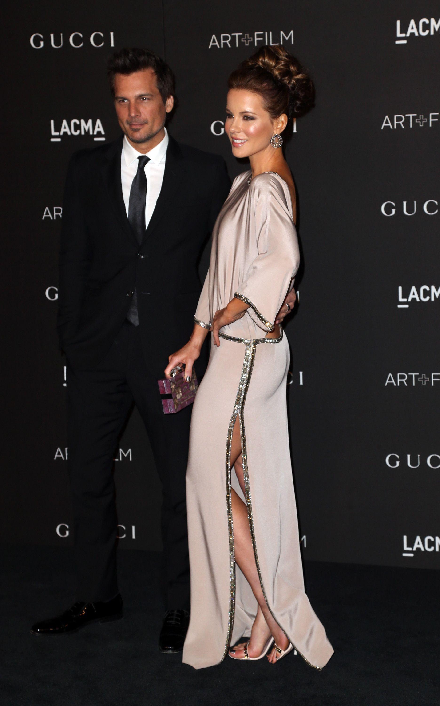 Kate-Beckinsale-The 2014 LACMA Art + Film Gala