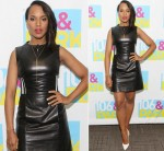 Kerry Washington in Alexander Wang on BET's 106 & Park