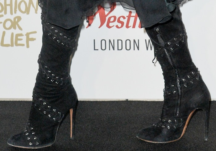 Fashion For Relief Pop-Up at Westfield - Arrivals