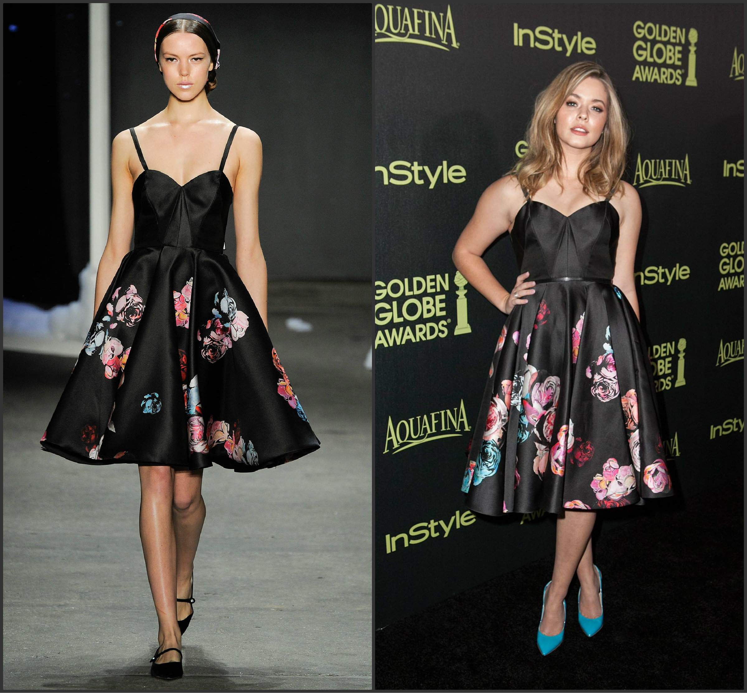 Sasha-Pieterse-in -Honor-Hollywood-Foreign-Asso-and-In-style- Celebration