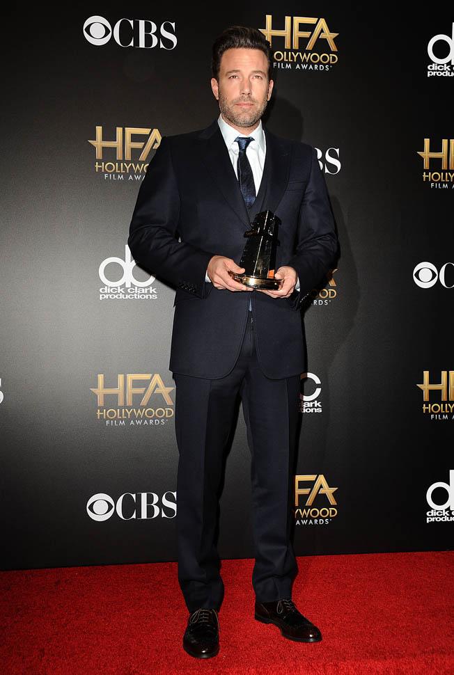 Ben- Affleck -2014-hollywood-film-awards/