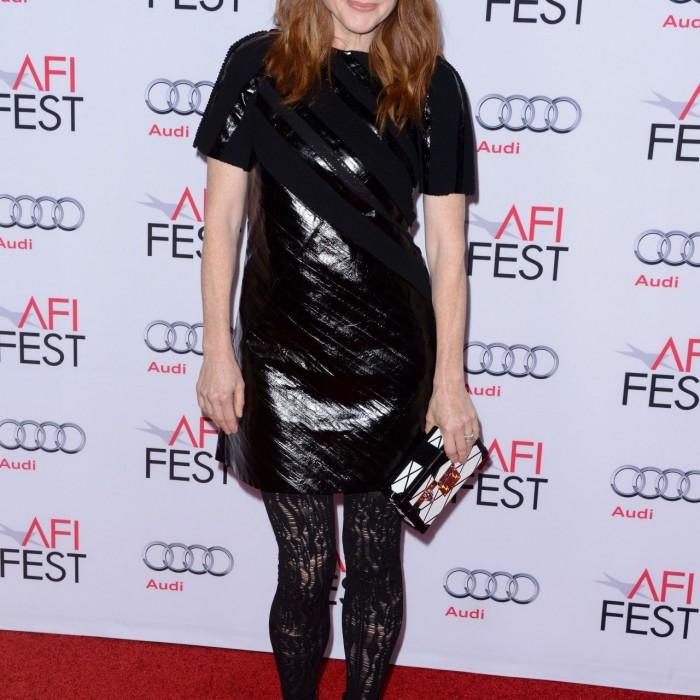 Julianne Moore In Louis Vuitton – 'Still Alice' AFI FEST 2014 Screening