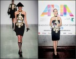 Katy Perry  wears KTZ – 2014 ARIA Awards
