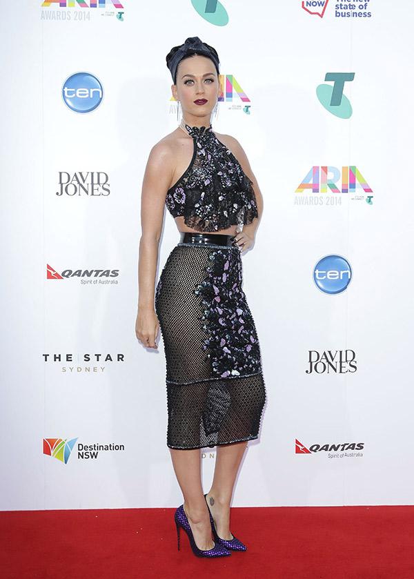 katy_perry - 2014-aria-awards