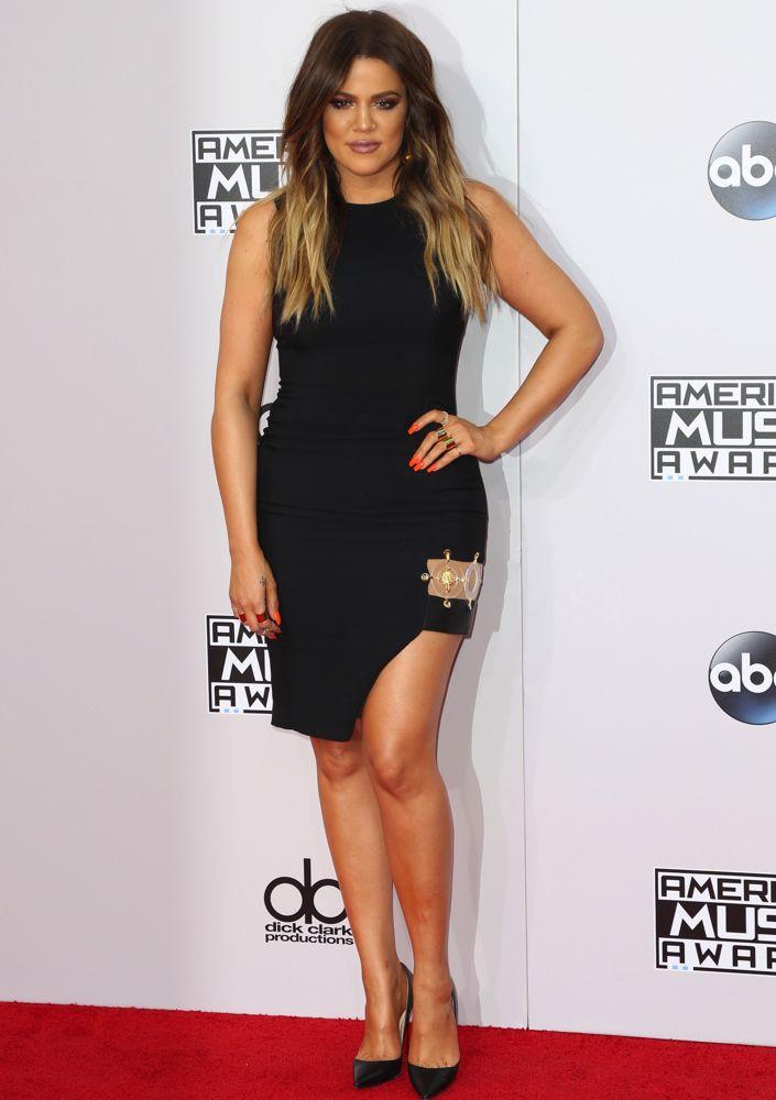 khloe-kardashian-amas-2014