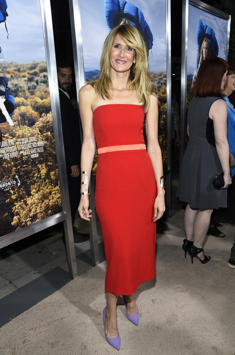 Laura Dern In SAFiYAA – 'Wild' LA Premiere