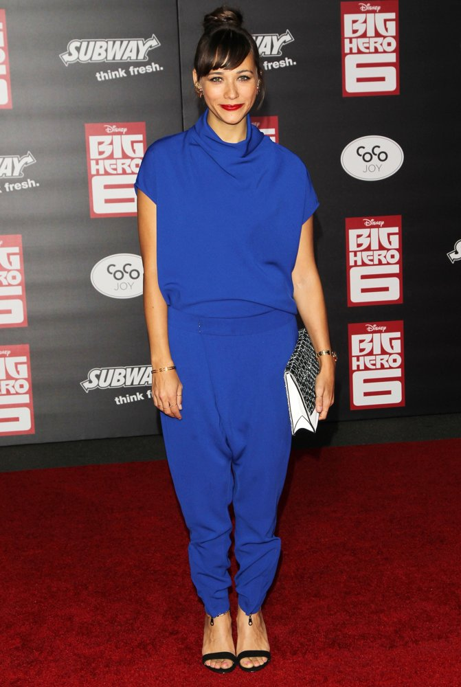 rashida-jones-premiere-big-hero-