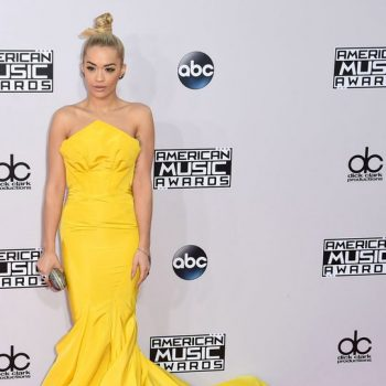 rita-ora-yellow-zac-posen-dress-american-music-awards-2014-h724
