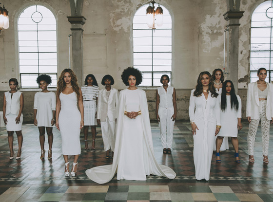 Solange -Knowles- gets -married
