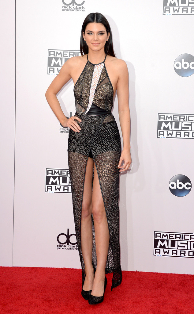 kendall-jenner-yigal-azrouel-2014-american-music-awards/