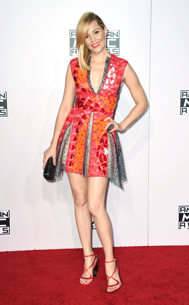 Elizabeth Banks In Peter Pilotto 2014 American Music