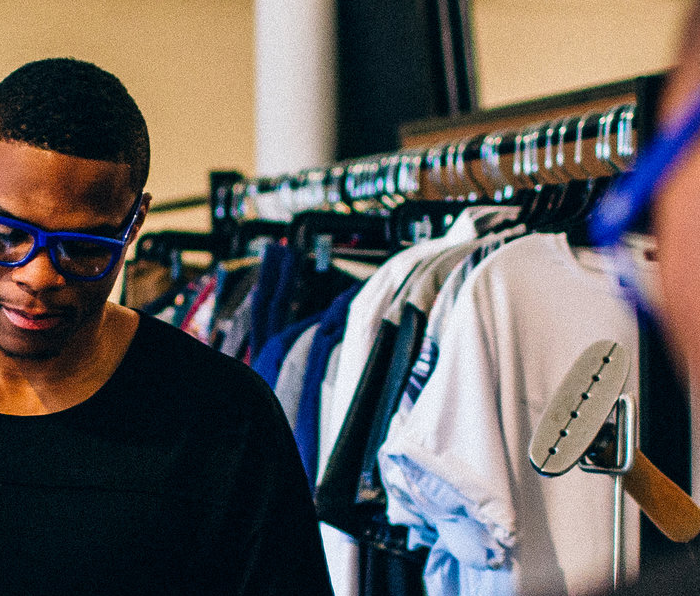 "Russell Westbrook releases - The Westbrook Frames ""Silver Series"" collection"