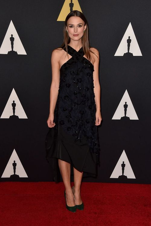 Keira- Knightley - Academy Of Motion Picture Arts And Sciences' 2014 Governors Awards -